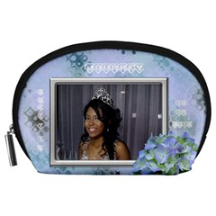 Journey Pr1 By Monique   Accessory Pouch (large)   1magwunrqof2   Www Artscow Com Front