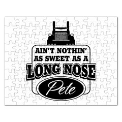 Pete Rectangular Jigsaw Puzzl by allthingseveryday