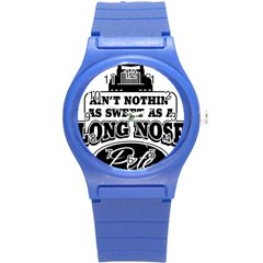 Pete Round Plastic Sport Watch (s) by allthingseveryday
