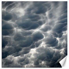 Storm Clouds 2 Canvas 16  X 16   by trendistuff