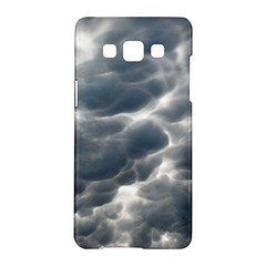 Storm Clouds 2 Samsung Galaxy A5 Hardshell Case  by trendistuff