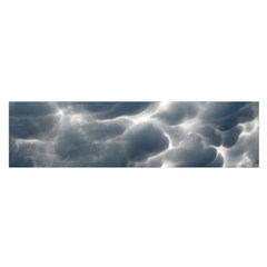 Storm Clouds 2 Satin Scarf (oblong)
