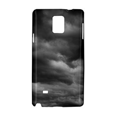 Storm Clouds 1 Samsung Galaxy Note 4 Hardshell Case by trendistuff