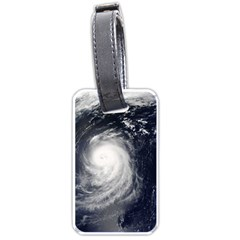 Hurricane Irene Luggage Tags (two Sides) by trendistuff