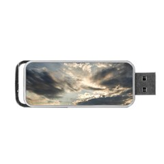 Heaven Rays Portable Usb Flash (one Side) by trendistuff