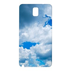 Cumulus Clouds Samsung Galaxy Note 3 N9005 Hardshell Back Case by trendistuff