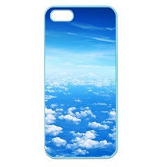 Clouds Apple Seamless Iphone 5 Case (color) by trendistuff