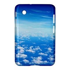 Clouds Samsung Galaxy Tab 2 (7 ) P3100 Hardshell Case  by trendistuff