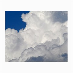 Big Fluffy Cloud Small Glasses Cloth (2 Side) by trendistuff
