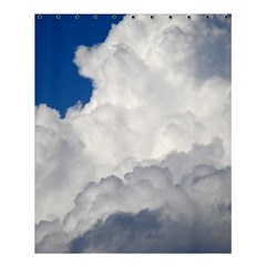 Big Fluffy Cloud Shower Curtain 60  X 72  (medium)  by trendistuff