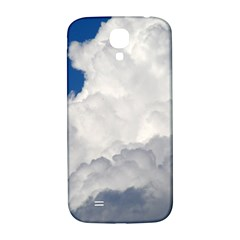 Big Fluffy Cloud Samsung Galaxy S4 I9500/i9505  Hardshell Back Case by trendistuff