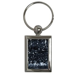 Autumn Rain Key Chains (rectangle)  by trendistuff