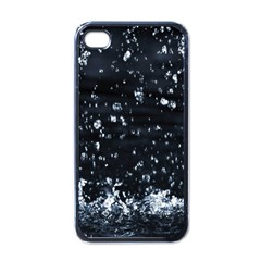 Autumn Rain Apple Iphone 4 Case (black) by trendistuff