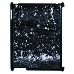 AUTUMN RAIN Apple iPad 2 Case (Black) by trendistuff