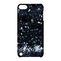 Autumn Rain Apple Ipod Touch 5 Hardshell Case With Stand by trendistuff