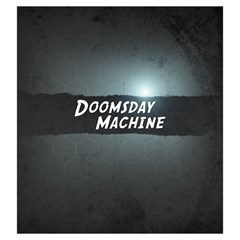 Neuroshima Hex   Doomsday Machine By Rom   Drawstring Pouch (large)   T6kujl8v3m98   Www Artscow Com Back
