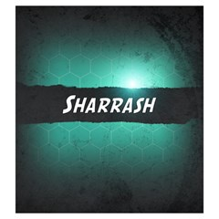 Neuroshima Hex   Sharrash By Rom   Drawstring Pouch (large)   Vncbznjm7xm4   Www Artscow Com Back