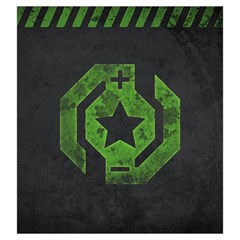 Neuroshima Hex   The Outpost By Rom   Drawstring Pouch (large)   An31wowprg3x   Www Artscow Com Front