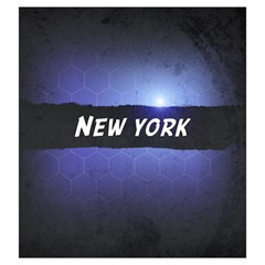 Neuroshima Hex   New York By Rom   Drawstring Pouch (large)   Lft4qczad8gy   Www Artscow Com Back