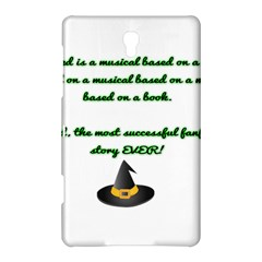 Wicked Fanfiction Samsung Galaxy Tab S (8 4 ) Hardshell Case  by girlwhowaitedfanstore