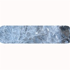 Watery Ice Sheets Large Bar Mats by trendistuff