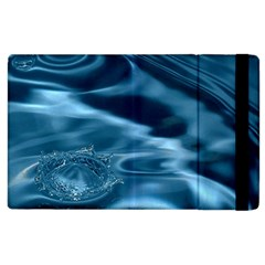 Water Ripples 1 Apple Ipad 2 Flip Case by trendistuff