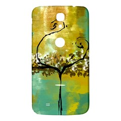 She Open s To The Moon Samsung Galaxy Mega I9200 Hardshell Back Case by theunrulyartist