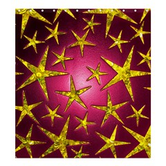 Star Burst Shower Curtain 66  X 72  (large)  by essentialimage