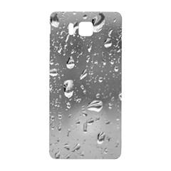 Water Drops 4 Samsung Galaxy Alpha Hardshell Back Case by trendistuff