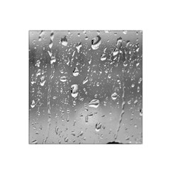 Water Drops 4 Satin Bandana Scarf by trendistuff