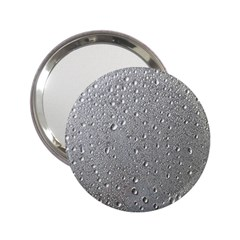 Water Drops 3 2 25  Handbag Mirrors by trendistuff