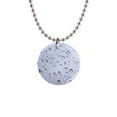 Water Drops 2 Button Necklaces by trendistuff
