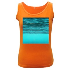 Underwater World Women s Dark Tank Tops by trendistuff