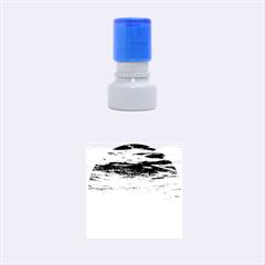 Underwater World Rubber Round Stamps (small)