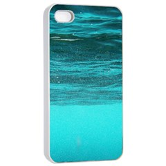Underwater World Apple Iphone 4/4s Seamless Case (white) by trendistuff