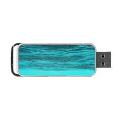 Underwater World Portable Usb Flash (two Sides) by trendistuff