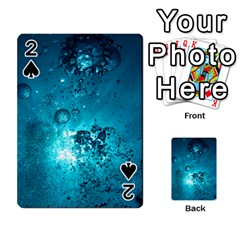 Sun Bubbles Playing Cards 54 Designs
