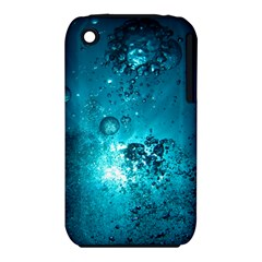 Sun Bubbles Apple Iphone 3g/3gs Hardshell Case (pc+silicone) by trendistuff