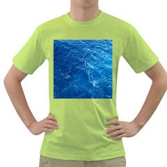 Pacific Ocean Green T Shirt by trendistuff