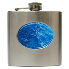 Pacific Ocean Hip Flask (6 Oz) by trendistuff