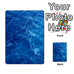 Pacific Ocean Multi Purpose Cards (rectangle)