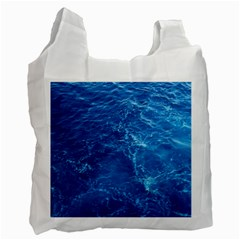 Pacific Ocean Recycle Bag (two Side)  by trendistuff