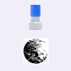 Pacific Ocean Rubber Round Stamps (small) by trendistuff