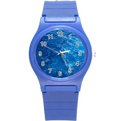 Pacific Ocean Round Plastic Sport Watch (s) by trendistuff