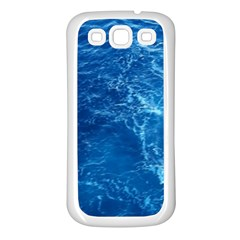 Pacific Ocean Samsung Galaxy S3 Back Case (white) by trendistuff