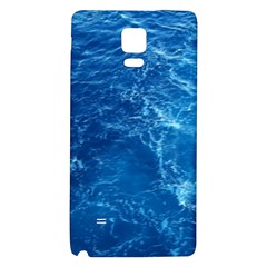 Pacific Ocean Galaxy Note 4 Back Case by trendistuff