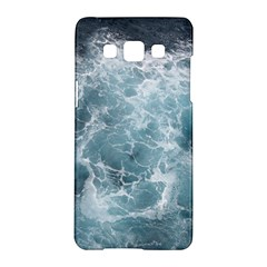 Ocean Waves Samsung Galaxy A5 Hardshell Case  by trendistuff