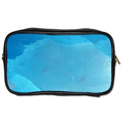 Light Turquoise Ice Toiletries Bags 2 Side by trendistuff