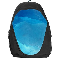 Light Turquoise Ice Backpack Bag by trendistuff