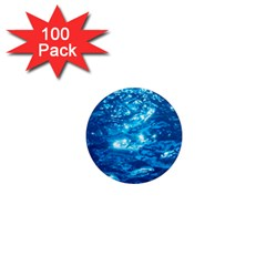 Light On Water 1  Mini Magnets (100 Pack)  by trendistuff